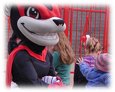 Nutzy hosts the Ballpark Warming Party for Puritan Cleaners Coats For Kids