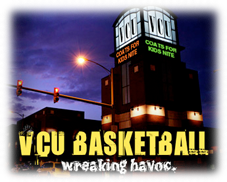 VCU Basketball hosts Puritan Cleaners Coats For Kids