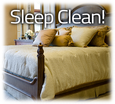 Puritan Cleaners cleans bedding and household items