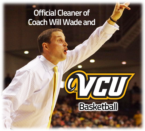 Puritan Cleaner is the Official Cleaner of VCU Basketball and Coach Will Wade