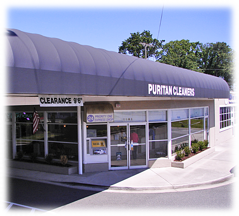 Puritan Cleaners Parham Location