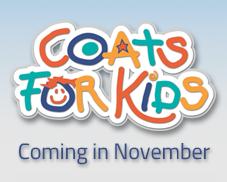 Puritan Cleaners Coats For Kids