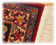Puritan Cleaners does rug cleaning