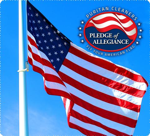 Puritan's Pledge Of Allegiance
