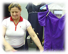 Puritan Cleaners cleans prom dresses for Cinderella Dreams