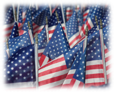 Puritan Cleaners cleans all size flags