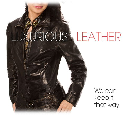 Leather Cleaning from Puritan Cleaners