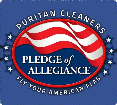 Puritan Cleaners Pledge Of Allegiance
