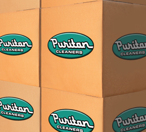 Free Storage at Puritan Cleaners