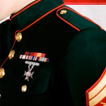 Military uniform preservation from Puritan Cleaners