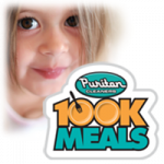 100K Meals from Puritan Cleaners