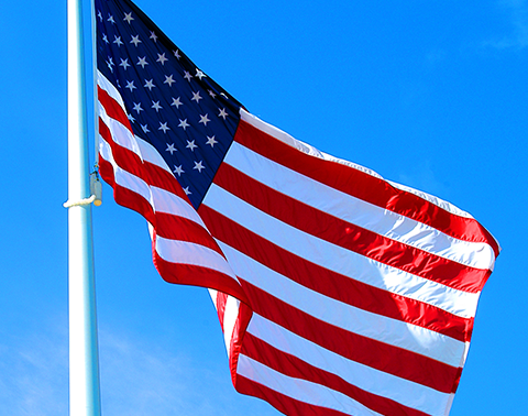 Free American Flag Cleaning from Puritan Cleaners