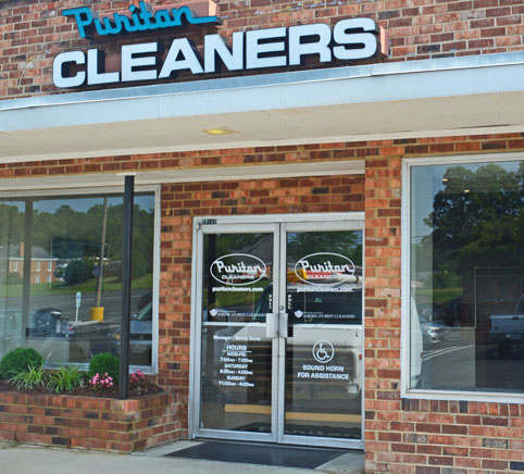 Puritan Cleaners Patterson Location