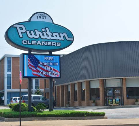 Puritan Cleaners Staples Mill Location