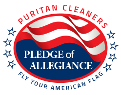 Puritan Cleaners Pledge Of Allegiance