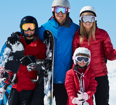 Ski & snow apparel cleaning from Puritan Cleaners