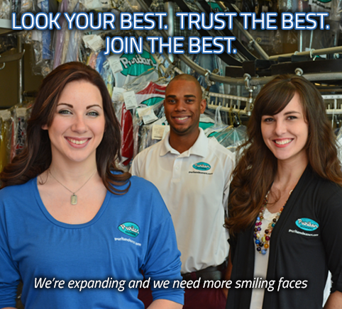 Join the Puritan Cleaners Team