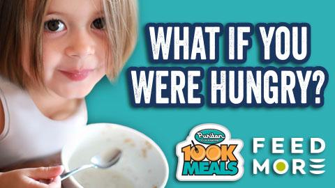 Puritan Cleaners 100K Meals