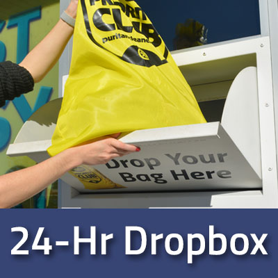 24-Hour Dropbox from Puritan Cleaners