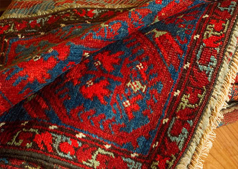 Rug appraisals from Puritan Cleaners by Greenspring