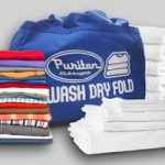 Wash Dry Fold from Puritan Cleaners