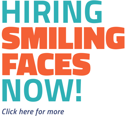Puritan Cleaners is hiring smiling faces right now