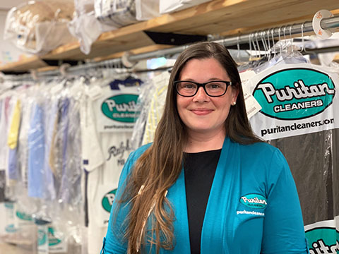 Puritan Cleaners is hiring